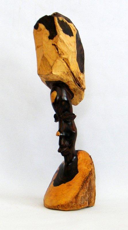 skulptur aus ebenholz von afrikanischen k nstlern gefertigt nr. Black Bedroom Furniture Sets. Home Design Ideas